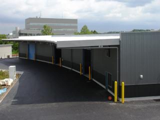 重量鉄骨造の工場・倉庫・店舗建設